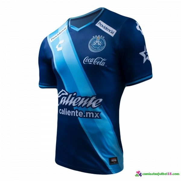 Camiseta 2ª Kit Puebla 2017 2018