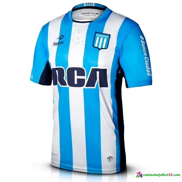 Camiseta 1ª Kit Racing Club 2016 2017