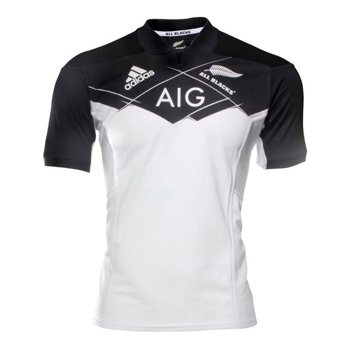 Camisetas Rugby 2ª Kit All Blacks 2017 2018